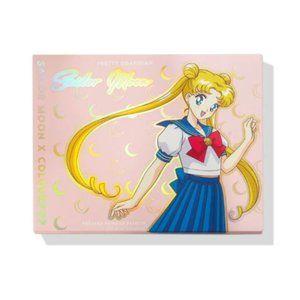 Sailor Moon x ColourPop Palette